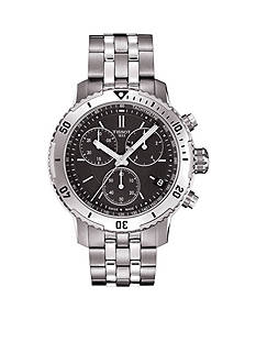Tissot Men's PRS 200 Quartz Stainless Steel Chronograph Watch