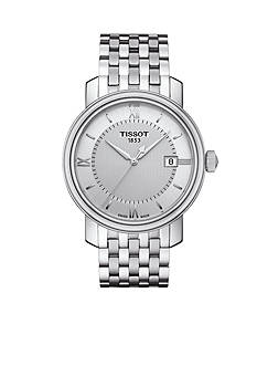 Tissot Men's Bridgeport Quartz Stainless Steel Watch
