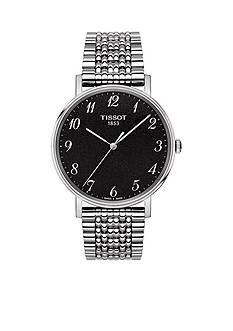Tissot Everytime Rhodium Watch