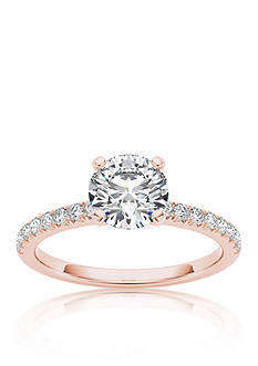 Belk & Co. 3/4 ct. t.w. Diamond Engagement Ring in 14k Rose Gold