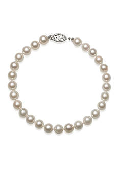 Amour de Pearl 6-6.5-mm. Akoya Pearl Bracelet in 14k Yellow Gold