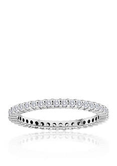Belk & Co. 0.55 ct. t.w. Diamond Eternity Band in 18k White Gold