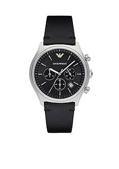 Emporio Armani Men's Zeta Chronograph Watch