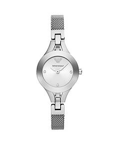 Emporio Armani Women's Stainless Steel Two Hands Watch