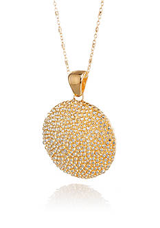 The Fifth Season by Roberto Coin 18k Yellow Gold Plated Sterling Silver Sting Pendant
