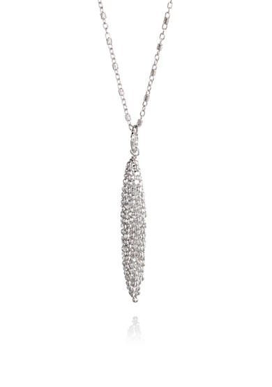 The Fifth Season by Roberto Coin Sterling Silver Sting Drop Pendant