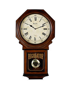 Bulova Ashford Chiming Pendulum Clock