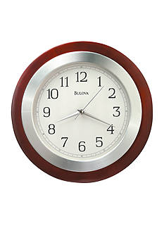 Bulova Reedham Clock