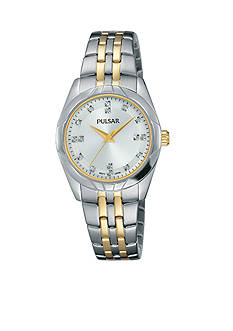 Pulsar Women's Two-Tone Watch