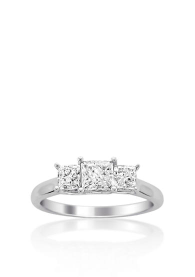 Fine jewelry engagement belk for Belk fine jewelry rings