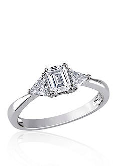 Belk & Co. 3/4 ct. t.w Diamond Engagement Ring in 14k White Gold