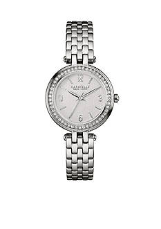 Caravelle New York Women's Stainless Steel Watch