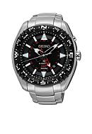 Seiko Men's Prospex Kinetic GMT Watch