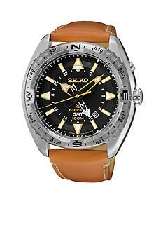 Seiko Men's Prospex Kinetic GMT Watch