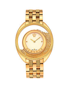 Versace Women's Destiny Gold-Tone Watch