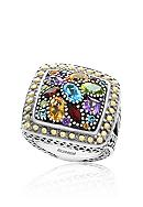 Effy® Multi Colored Ring in Sterling Silver