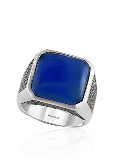 Effy Lapis Ring in Sterling Silver