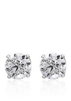 Effy 1.00 ct. t.w. Diamond Studs in 14K White Gold