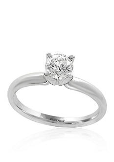 Effy 0.75 ct. t.w. Diamond Solitaire Ring in 14K White Gold