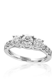 Effy 1.50 ct. t.w. Diamond Ring in 14K White Gold
