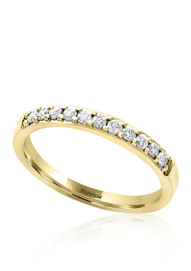 Effy® 0.50 ct. t.w. Diamond Band in 14K Yellow Gold