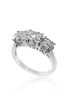Effy 0.80 ct. t.w. Diamond Cluster Ring in 14K White Gold