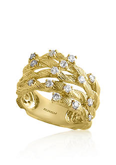 Effy Diamond Ring in 14K Yellow Gold