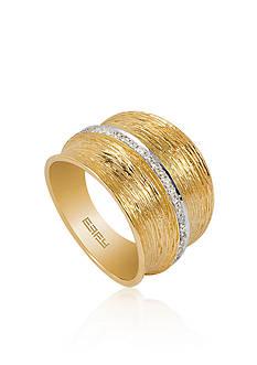 Effy 0.22 ct. t.w. Diamond Ring in 14K Yellow Gold