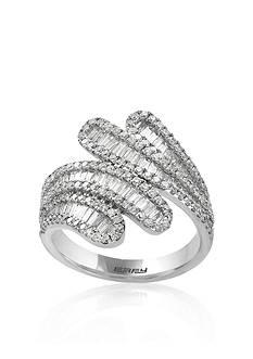 Effy Diamond Ring in 14K White Gold