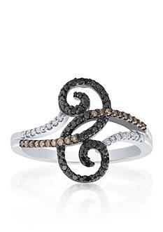 Belk & Co. 0.21 ct. t.w. Diamond Ring in Sterling Silver