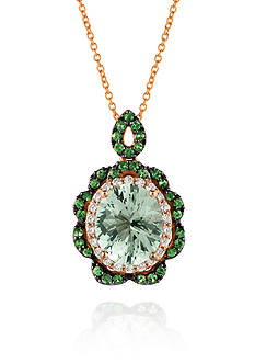 Le Vian Crazy Collection Pendant in 14k Strawberry Gold®