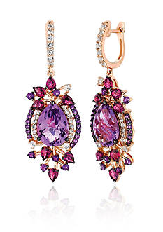Le Vian Crazy Collection® Earrings in 14k Strawberry Gold®