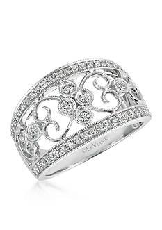 Le Vian Deco Estate Ring in 14k Vanilla Gold®