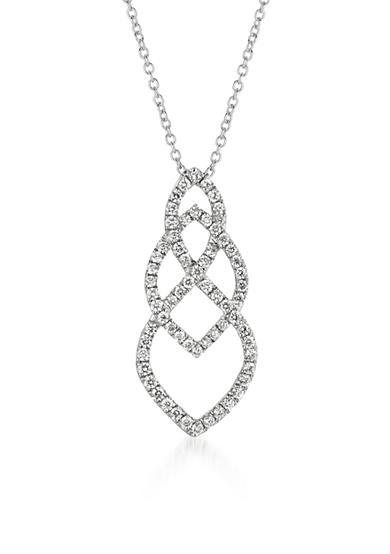 Le Vian® Vanilla Diamonds® Pendant Necklace in 14k Vanilla Gold®