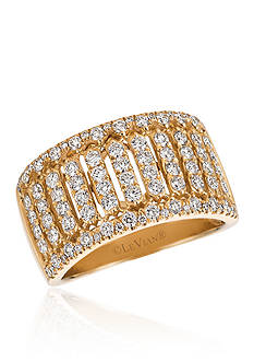 Le Vian Vanilla Diamonds® Ring in 14K Honey Gold™