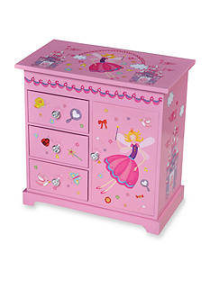 Mele & Co. Krista Girl's Musical Ballerina Jewelry Box