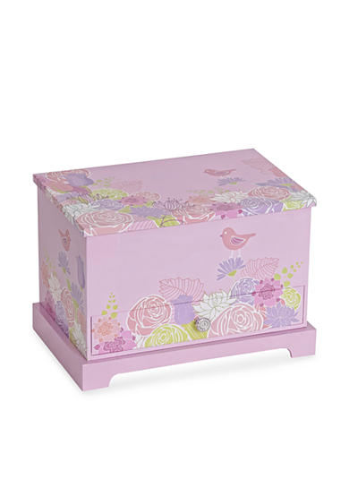 Mele & Co. Piper Girl's Musical Ballerina Jewelry Box