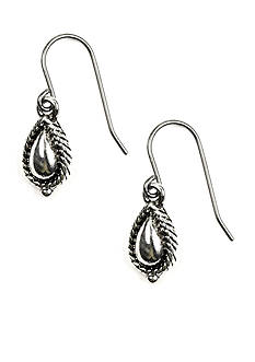 Napier Teardrop Earrings