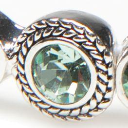 Jewelry & Watches: Napier Fashion Jewelry: Green Napier Color Declaration Stretch Bracelet
