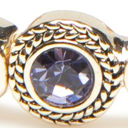 Jewelry & Watches: Napier Fashion Jewelry: Purple Napier Color Declaration Stretch Bracelet