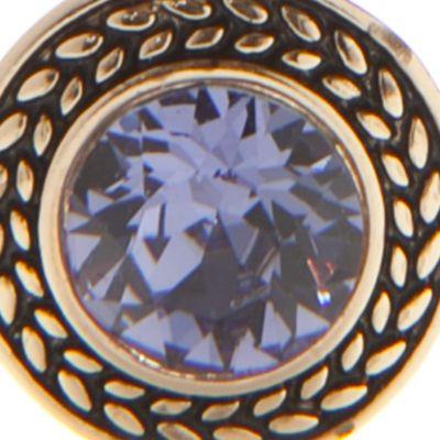 Jewelry & Watches: Napier Fashion Jewelry: Purple Napier Color Declaration Drop Earrings