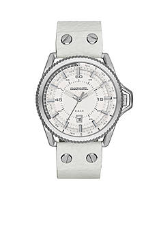 Diesel Men's Rollcage Three Hand Watch