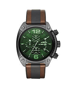 Men's Diesel Overflow Chronograph Watch
