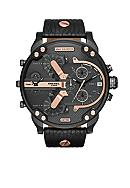 Diesel Men's Mr. Daddy Rose Gold-Tone And Black