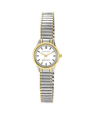 Anne Klein Women's Two-Tone Expansion Band Watch