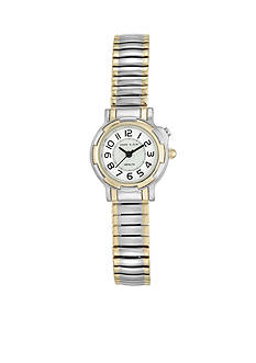 Anne Klein Women's 2-Tone Expansion Band Watch