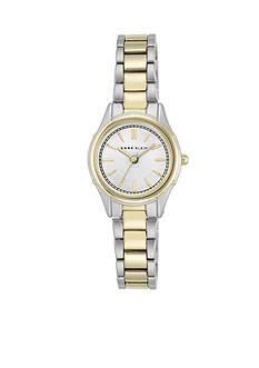 Anne Klein Women's Two-Tone Link Watch
