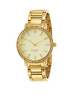 kate spade new york® Gramercy Pave Grand Watch