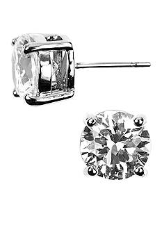 Givenchy 8-mm. Crystal Stud Earrings