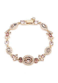 Givenchy Gold Tone Flex Bracelet